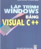 Ebook Lập trình Windows bằng Visual C++