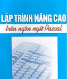 Ebook Lập trình nâng cao trên ngôn ngữ Pascal