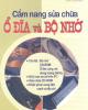 Ebook Cẩm nang sửa chữa ổ đĩa và bộ nhớ