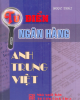 Ebook Từ điển ngân hàng Anh - Trung - Việt