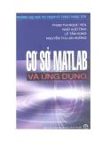 Cơ sở Matlab và ứng dụng