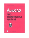 Auto CAD cho tự động hóa thiết kế