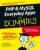 PHP & MySQL Everyday Apps for dummie