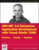 ASP.NET 3.5 Enterprise Application Development with Visual Studio 2008