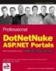 Professional DotNetNuke™ ASP.NET Portals