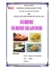 Surimi – Surimi Seafood