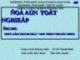 Luận văn: Nét Âm Thanh File *.Wav theo chuẩn MPEG