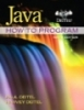 Java how to program ninth edition