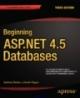Beginning ASP.NET 4.5 Databases third Edition