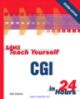 SAMS Teach Yourself CGI in 24 hours second edition