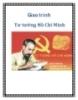 Gíao trình Tư tưởng Hồ Chí Minh