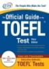 The Official guide to the TOEFL test third Edition