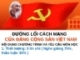 Bài giảng Đường lối cách mạng của Đảng cộng sản Việt Nam