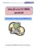 Hướng dẫn tự học PLC OMRON qua hình ảnh