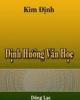 Ebook Định Hướng Văn Học