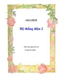Hệ thống điện 2 - Vương Văn Hùng