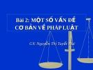 Lý luận về pháp luật
