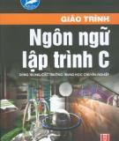 Giáo trình ngôn ngữ lập trình C