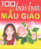 Ebook 100 bài hát mẫu giáo