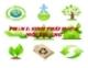 Sinh thái học và môi trường