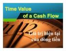 Giá trị hiện tại của dòng tiền