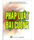 Pháp luật đại cương - ThS Nguyễn Thị Hồng Nhung