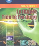 Giáo trình Lý thuyết tiền tệ tín dụng