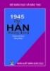1945 Chữ Hán thông dụng