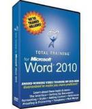 Word 2010 training book
