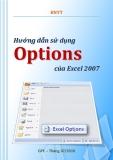 Hướng dẫn sử dụng Options của Excel 2007