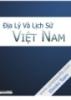 Địa lý Lịch Sử Việt Nam