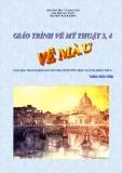 Giáo trình Vẽ mỹ thuật 3,4 - Vẽ Màu - Trần Văn Tâm