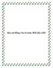 Báo chí Đồng Nai từ năm 1859 đến 1945