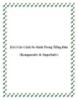 [Gr] Các Cách So Sánh Trong Tiếng Đức (Komparativ & Superlativ)