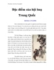 Thư pháp và hội họa Trung Quốc - Đặc điểm của hội hoạ Trung Quốc