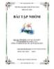 Tiểu luận:Tìm hiểu cơ cấu tổ chức và mô hình tổ chức của công ty Khách sạn du lịch Dạ Hương