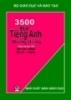 3500 từ tiếng Anh thông dụng - NXB Giáo Dục