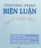 Ebook Phương pháp biện luận - Thuật hùng biện (NXB Giáo dục)
