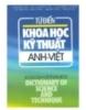 Từ điển Khoa học kỹ thuật Anh - Việt - NXB Thế giới