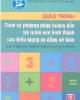 Giáo trình Toán và phương pháp hướng dẫn trẻ mầm non hình thành các biểu tượng sơ đẳng về toán - NXB Hà Nội