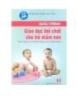 Giáo trình Giáo dục thể chất cho trẻ mầm non - NXB Hà Nội