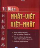 Từ điển Nhật - Việt, Việt - Nhật