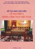 Sổ tay về báo cáo viên Đại hội X Đảng Cộng Sản Việt Nam - TS. Lê Doãn Hợp