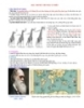 HỌC THUYẾT TIẾN HÓA CỔ ĐIỂN1. Học thuyết của Lamac- Tiến hóa: là sự phát