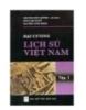 Đại cương lịch sử Việt Nam - Lịch sử Bang Giao Việt Nam - Đông Nam Á