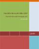 Hướng dẫn học MS Powerpoint 2007 - Lê Văn Hiếu