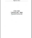 Giáo trình Triết học Mác - Lênin: Phần 1 - GS.TS. Nguyễn Ngọc Long