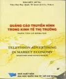 Sách Quảng cáo truyền hình trong kinh tế thị trường - Đào Hữu Dũng