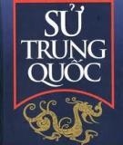Sử Trung Quốc - Nguyễn Hiến Lê