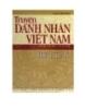 Truyện Danh nhân Việt Nam thời Trần Lê - Ngô Văn Phú